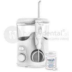 WATERPIK WF-06 EU irygator do zębów o działaniu wybielającym - 4 dysze w zestawie