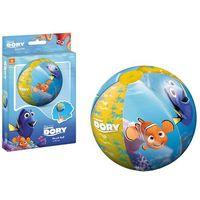 Piłki dla dzieci, Piłka plażowa 50 cm Nemo Finding Dory Mondo + zakładka do książki GRATIS