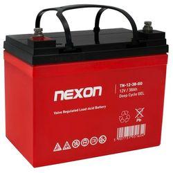 Akumulator żelowy NEXON 38-12 (12V 38Ah)