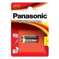 Pozostałe zasilanie do aparatów, CR123A 3V Panasonic