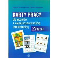 Filozofia, Karty pracy dla uczniów z niepełnosprawnością intelektualną Zima (opr. miękka)