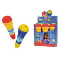 Instrumenty dla dzieci, Echo mikrofon