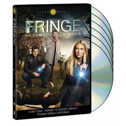 Fringe, na granicy światów, s2 (6d) (Płyta DVD)