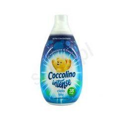 Coccolino Intense Błękitne niebo - Koncentrat do płukania tkanin (570 ml - 38 p.)