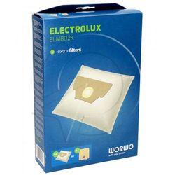 Worki Perfect Bag + filtr do odkurzacza Electrolux EL02 ELMB02K