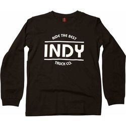 koszulka INDEPENDENT - Indy Ls Black Black (BLACK) rozmiar: 10-12 yrs