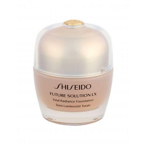 Podkłady i fluidy, Shiseido Future Solution LX Total Radiance Foundation SPF15 podkład 30 ml dla kobiet G3 Golden