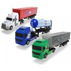 CITY Ciężarówki 42cm, 3 rodzaje