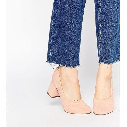 Pozostałe obuwie damskie, ASOS SIMONE Heels - Beige