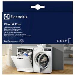 Odkamieniacz i Odtłuszczacz ELECTROLUX do pralek i zmywarek (6 sztuk) + Zamów z DOSTAWĄ JUTRO!