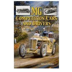 MG Competition Cars and Drivers