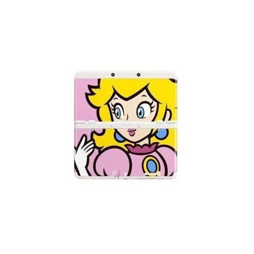 Akcesoria Nintendo 3DS, Nakładka NINTENDO na konsolę NEW 3DS (Peach) + Zamów z DOSTAWĄ JUTRO!