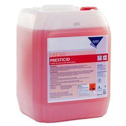 Presticid - silny środek czyszczący do wapna, cementu i rdzy