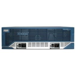 CISCO3845-AC-IP 3845 w/AC+POE,2GE,1SFP, 4 NME, 4HWIC, IP Base,64F/256D