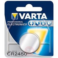 Baterie, Mała bateria 3V Lithium CR2450
