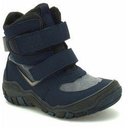 Buty zimowe dla dzieci Kornecki 06236 Kobaltowe - Granatowy Obniżka ceny na 119,90 żł (-17%)
