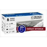 Tonery i bębny, Toner zamienny Black Point LBPPH44A dla HP CF244A czarny na 1150 stron - KURIER UPS 14PLN, Paczkomaty, Poczta