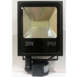 HALOGEN LAMPA NAŚWIETLACZ LED 30W Z CZUJNIK RUCHU 13163474