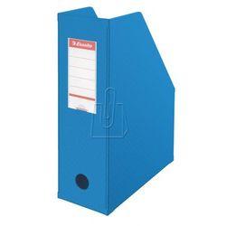 Pojemnik PCV składany Esselte Vivida 56075 niebieski