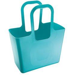 Wielofunkcyjna torba na zakupy, plażę TASCHE XL - kolor turkusowy, KOZIOL