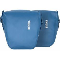 Thule Shield Sakwa 13l Para, blue 2020 Torby na bagażnik ZAPISZ SIĘ DO NASZEGO NEWSLETTERA, A OTRZYMASZ VOUCHER Z 15% ZNIŻKĄ