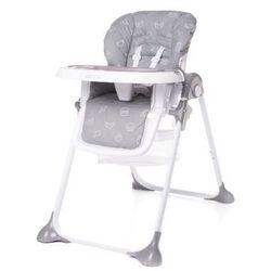 Krzesełko dziecięce Decco Grey