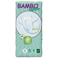 Pieluchy jednorazowe, Eko Pieluszki Jednorazowe Maxi Plus 10-20 kg (54szt.), Bambo Nature, ABENA