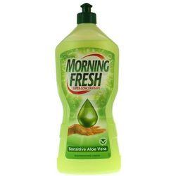 MORNING FRESH 900ml Sensitive Aloe Vera Skoncentrowany płyn do mycia naczyń