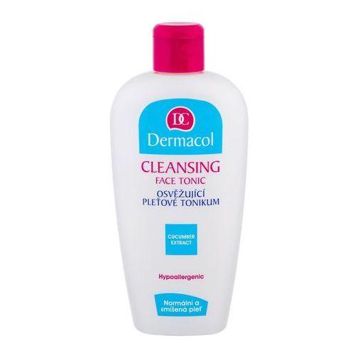 Toniki do twarzy, Dermacol Cleansing Face Tonic tonik 200 ml dla kobiet