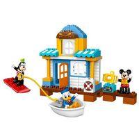 Klocki dla dzieci, Lego DUPLO Domek na plaży 10827