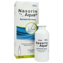 Nasorin Aqua aerozol do nosa 50ml