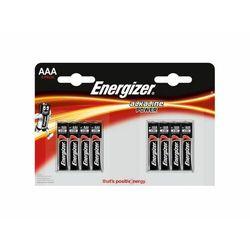 ENERGIZER BATERIA ALKALINE POWER E92/ 8 szt.