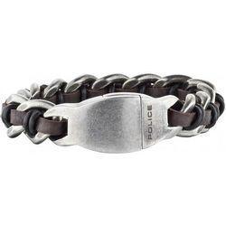Biżuteria Police - PJ.25600BSE/02-L - Bransoleta SHOCK PJ25600