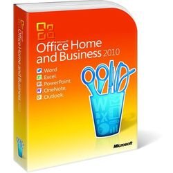 Microsoft Office 2010 Home & Business 32-bit/x64