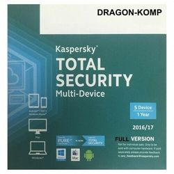 Kaspersky Total Security MD 2019/20 5PC/1rok ANG