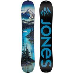 splitboard JONES - Frontier Black 161w (BLACK) rozmiar: 161W