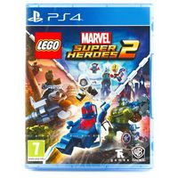 Gry na PlayStation 4, LEGO Marvel Super Heroes 2 (PS4)
