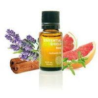 Olejki zapachowe, NSP Autentyczny olejek eteryczny Essential Shield 15ml