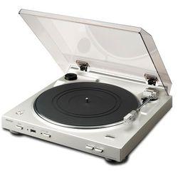 Gramofon DENON DP-200USB Srebrny