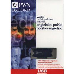 Wielki multimedialny słownik angielsko-polski, polsko-angielski Pendrive (opr. kartonowa)