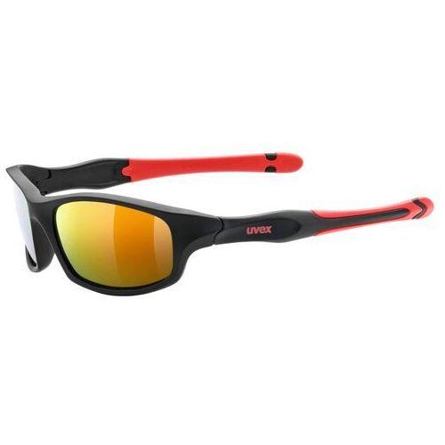 Okulary przeciwsłoneczne dla dzieci, UVEX sportstyle 507 Kids Okulary rowerowe Dzieci czarny 2018 Okulary przeciwsłoneczne dla dzieci