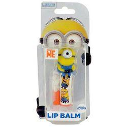 Despicable Me Minion, Lip Balm. Balsam do ust Banana, 4,5g - Corsair OD 24,99zł DARMOWA DOSTAWA KIOSK RUCHU
