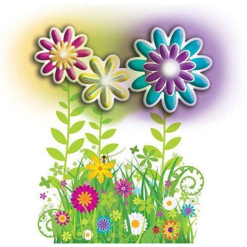 Pozostałe zabawki dla najmłodszych, DUMEL Kwiatowy Ogród w Moim Domu