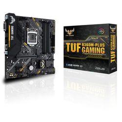 Płyta Asus TUF B360M-PLUS GAMING /B360/DDR4/SATA3/M.2/USB3.0/PCIe3.0/s.1151/mATX