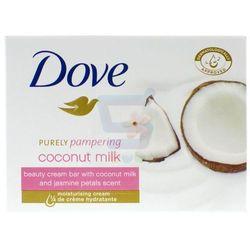 Dove Coconut Milk Mydło w kostce 100g - Unilever. DARMOWA DOSTAWA DO KIOSKU RUCHU OD 24,99ZŁ