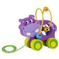 Pozostałe zabawki, Hipopotam do ciągnięcia