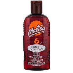 Malibu Bronzing Tanning Oil SPF6 preparat do opalania ciała 200 ml dla kobiet