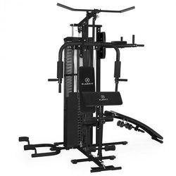 KLARFIT Ultimate Gym 5000wielofunkcyjny atlasstanowisko treningowe czarny