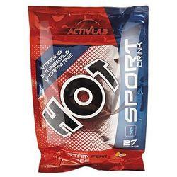 ACTIVLAB Hot Sport Drink - 1000g - Orange Najlepszy produkt tylko u nas!