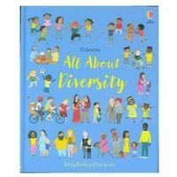 Książki dla dzieci, All about diversity (opr. twarda)
